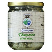Capperi al sale 212ml