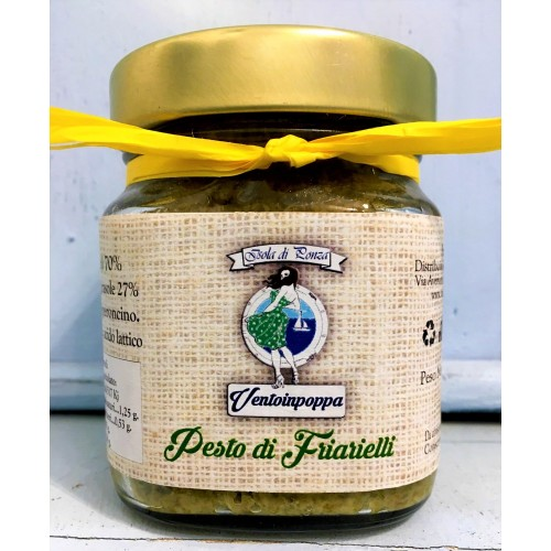 pesto di friarielli 314ml